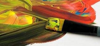 Акриловые краски для живописи и декора