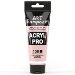 106 Неаполітанська рожева Acril PRO