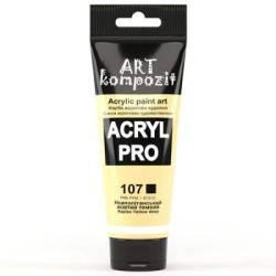 107 Неаполітанський жовтий темний Acril PRO