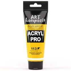 113 Жовтий середній Acril PRO