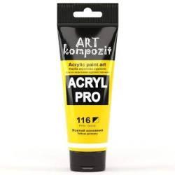 116 Жовтий основний Acril PRO