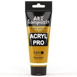 131 Охра жовта Acril PRO