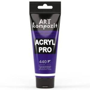 440 Ультрамарин фіолетовий Acril PRO