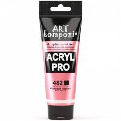 "482 Рожевий персик ""металік"" Acril PRO"