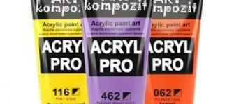 Акрилові фарби Art Kompozit