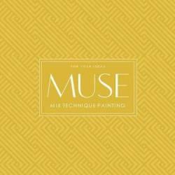 Папір для змішаних технік Muse