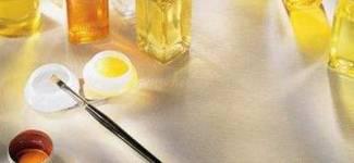 Олії для олійного живопису