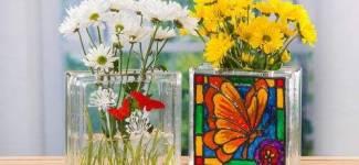 Фарби для скла и кераміки Decola