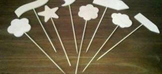 Заготовки для флористики