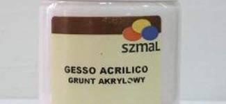 Вспомогательные материалы для живописи водорастворимыми красками SzmalArt (Польша)
