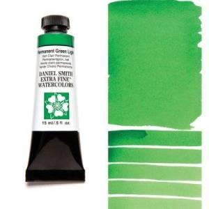 067 Зелений стійкий світлий Daniel Smith