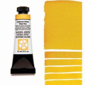221 Кадмій жовтий темний (імітація) Daniel Smith