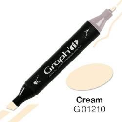 G01210 Кремовий Graph'it маркер