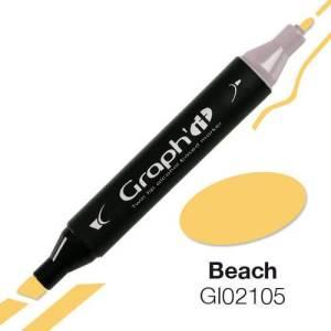 G02105 Пляж Graph'it маркер