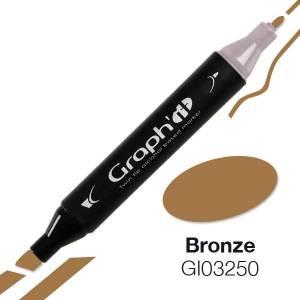 G03250 Бронза Graph'it маркер