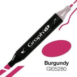 G05280 Бургунді Graph'it маркер