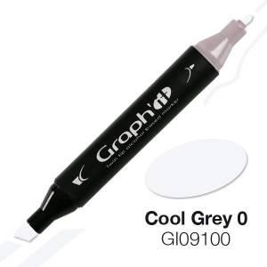G09100 Холодный серый Graph'it маркер