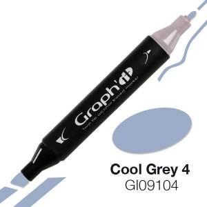 G09104 Холодный серый 4 Graph'it маркер