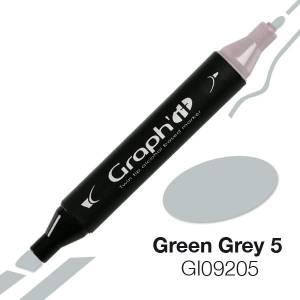 G09205 Зелено-серый 5 Graph'it маркер