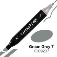 G09207 Зелено-серый 7 Graph'it маркер