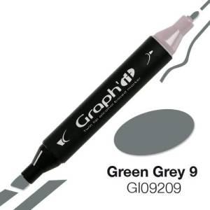 G09209 Зелено-серый 9 Graph'it маркер