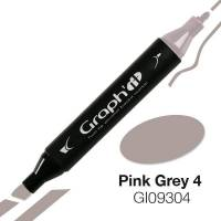 G09304 Розово-серый 4 Graph'it маркер