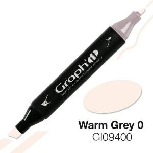 G09400 Теплый серый Graph'it маркер