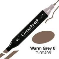 G09408 Теплый серый 8 Graph'it маркер