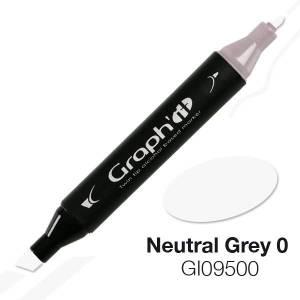 G09500 Нейтральный серый Graph'it маркер