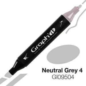 G09504 Нейтральный серый 4 Graph'it маркер
