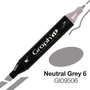 G09505 Нейтральный серый 5 Graph'it маркер