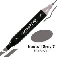 G09507 Нейтральный серый 7 Graph'it маркер