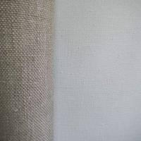 Холст грунтованный, хлопок, крупное зерно, 1,5м