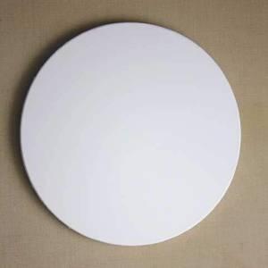 Холст на круглом подрамнике 25см