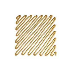 137 Светлое  золото контур Idea Vetro