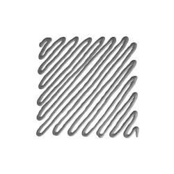 515 Оловянный серый контур Idea Vetro