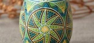 Акрилові фарби для великоднього декору