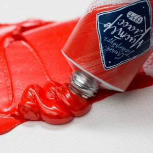 302 Кадмий красный светлый «Мастер-Класс»