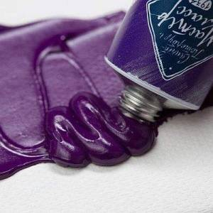 """603 Кобальт фиолетовый темный """"Мастер-Класс"""""""