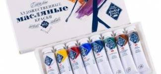 Набори олійних фарб ЗХК Невська палітра