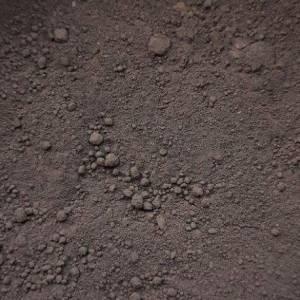 Темная коричневая земля Zecchi
