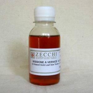 Клей-мордан для золочення 12-ти годинний Zecchi