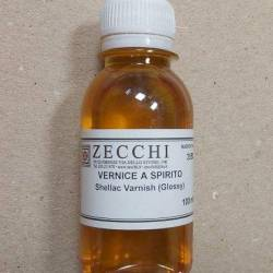 Лак шелачний глянсовий Zecchi
