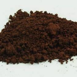 Умбра жженая коричневатая  Kremer 50г
